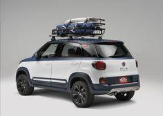 Fiat 500 L - Vans Concept.