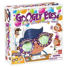googly eyes is the hilarious family game that challenges your vision and leaves you googling for
