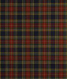 Robert Allen @ Home Plaid Tartan Multi Fabric - $191 | onlinefabricstore.net