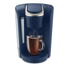 Keurig K-Select Single Serve, K-Cup Pod Coffee Maker, Matte Navy, Blue #coffeemaker