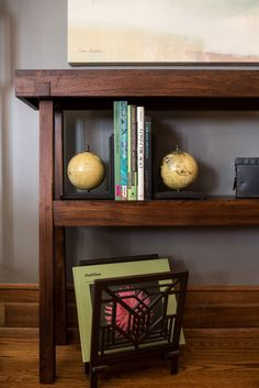Rustic Acacia Console from west elm