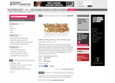 The Jennifer Lopez Collection by Endless Jewelry featured on Fashion Monitor - August 2014