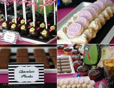 pirate party girl sweet treats