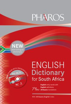 English Dictionary for South Africa