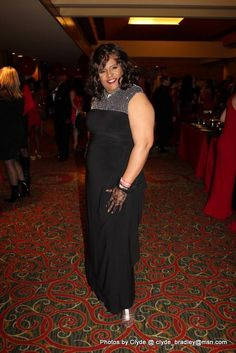 Me at Red Dress Affair February 2015