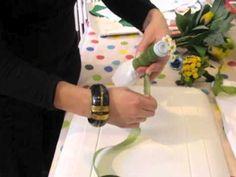 Come fare un baby bouquet