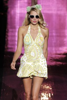 Betsey Johnson Spring 2008