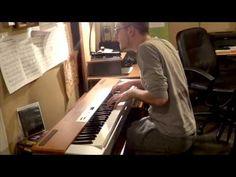 Skyrim Piano (Main Theme)