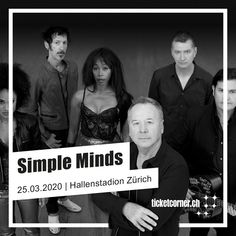 Don't you... Forget about me... Würden wir niemals machen! 🎶 Simple Minds Official sind zurück und kommen mit neuem Album ins Hallenstadion Zürich! 😮❤️  ⭐ VVK-Start Live Club: 03.10.2019, 8 Uhr | live-club.ch 🎟️ VVK-Start: 04.10.2019, 10 Uhr Simple Minds, Pop Rocks, Forget, Mindfulness, Album, Live, Movies, Clock, Films