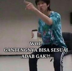 K Meme, Funny Kpop Memes, Quotes Drama Korea, Husband Meme, Seventeen Memes, Current Mood Meme, Cartoon Jokes, New Memes, School Memes