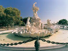 Fuente de la Nereidas - Buenos Aires