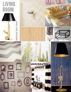 Eclectic Modern Interior