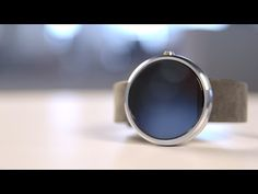 Moto 360 Smartwatch Is Gorgeous, But Wait for Version 2