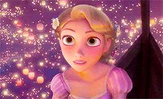 My face when someone does something super sweet... #tangled