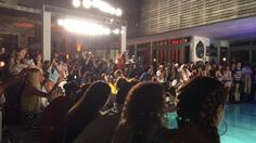 BARRACA CHIC of Switzerland on stage SLS MIAMI SOUTH BEACH
