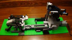 LEGO GBC Module: Dual Lifting Arms + Building Instructions