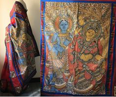 In Style-m: The Art and Craft of Kalamkari: Mora