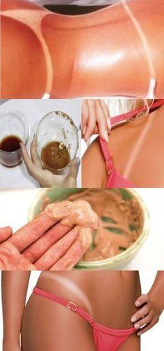 Como fazer bronzeador caseiro – 8 receitas super fáceis #bronzeadorcaseiro #bronzeador #marquinhadebiquini #biquinidefitaisolante