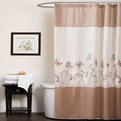 Croft And Barrow Eden Park Shower Curtain