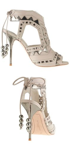 Sophia Webster Lace-Up Sandals