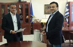 ΑλλάΖουμε Εποχή: Ορκίστηκε σήμερα νέος Περιφερειακός Σύμβουλος ο Νίκος Χατσίδης.