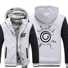 New Winter Warm Naruto Hoodie