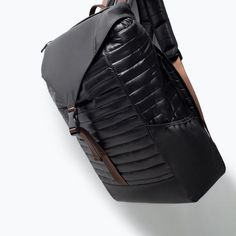 Image 4 of QUILTED RUCKSACK from Zara