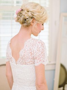 The Best Braided Updos for Long Hair | TheKnot.com