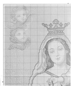 Brilliant Cross Stitch Embroidery Tips Ideas. Mesmerizing Cross Stitch Embroidery Tips Ideas. Cross Stitch Embroidery, Embroidery Patterns, Hand Embroidery, Crochet Patterns, Cross Stitch Designs, Cross Stitch Patterns, Cross Stitch Numbers, Bible Covers, Holy Mary
