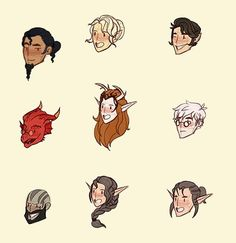 Critical Role Fan Art Gallery – Paint Your Way Into An Adventure | Geek and Sundry