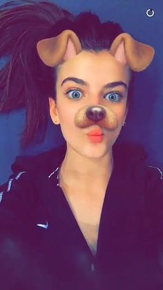 Sonia Ben Ammar on snapchat