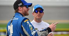 Earnhardt Jr out for remainder of 2016 with concussionOmnisport
