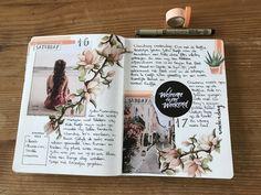 Bullet Journal Tracker, Bullet Journal Writing, Bullet Journal Inspo, Bullet Journal Ideas Pages, Journal Pages, Journal Challenge, Memory Journal, Bullet Journal Aesthetic, Arte Sketchbook