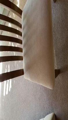 This is why you should have your chairs professionally cleaned - it makes a real difference that you can see happening before your eyes! Clean Couch, Melbourne Suburbs, Gold Fabric, How To Clean Carpet, Upholstery Cleaning, Black Gold, Dining Chairs, Eyes, Furniture