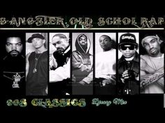 Old School West Coast Rap Mix [Snoop,Nate,Dogg Pound,Dre,2Pac,Rage,Easy ...