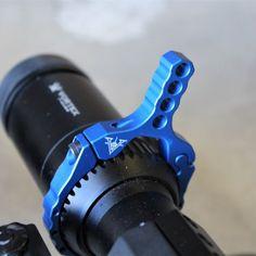 Best Optic throw lever