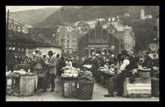 bergen+,+fisketorvet+1930