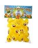 Emoji Universe : Emoji Easter Eggs, 24-Pack Emoji Universe : Emoji Easter Eggs, 24-Pack Product Description Need Easter Gift Ideas? Stop Looking! You Don't Need To Buy Unhealthy Candy Easter Eggs Because We've Introduced Again Our Famous Emoji Easter Eggs. The Originbal Emoji Easter Eggs. Eggs With Your Favorite Emojies! Nor Do You Have To …