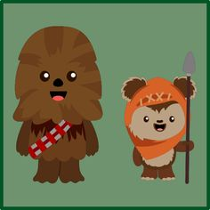 Krafty Nook: Star Wars Extra Fan Art SVG