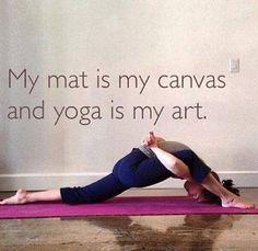 Yoga Love ❤️