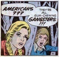 Hansi: The Girl who Loved the Swastika is an American one-shot comic book, published in 1973 by Spire Christian Comics and drawn by Al Hartley