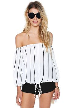 Faithfull Shutterbabe Top