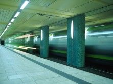 Architecture - Iosa Ghini Associati  2000 Üstra Public Transport, Subway Station Kröpcke, Hanover (Germany)