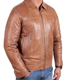 Brandslock Men's Leather Biker Jacket Real Leather Bomber... https://www.amazon.co.uk/dp/B00K0K6QQM/ref=cm_sw_r_pi_dp_x_srP9xb7V6NZ8T