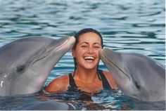 Swim with Dolphins. I, JUSTIN BURLIN, FINALLY ACHIEVED ON MY BUCKET LIST!!! Earlier this month, my family and I went on a Carnival Cruise to Key West and the Bahamas and this was one of the things we did.