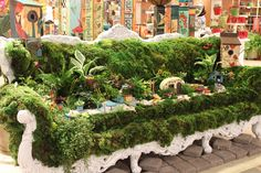 Gypsy Garden Moss Couch                                                                                                                                                                                 More