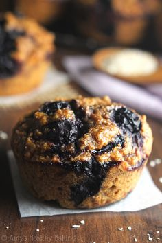 ... on Pinterest | Bran muffins, Banana chocolate chip muffins and Quiche