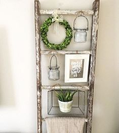 70+ Amazing Rustic Wooden Shelf Ideas for Your Inspiration