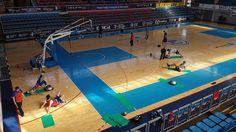 www.csmoradea.ro |        Curs de antrenori condus de Cristian Achim