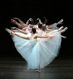Giselle by the American Ballet Theater